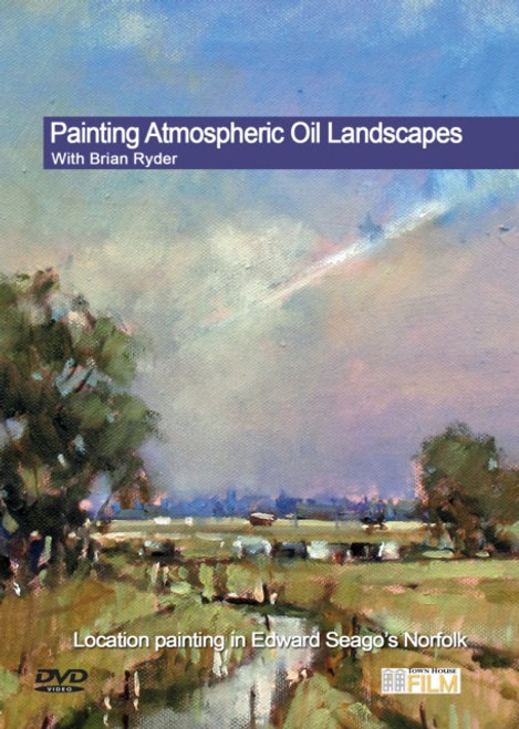 Painting Atmospheric Landscapes in Oil With Brian Ryder