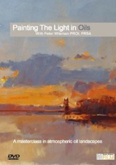 Painting The Light in Oils - with Peter Wileman