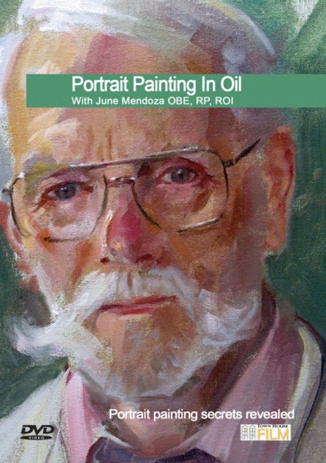 Portrait Painting In Oils With June Mendoza OBE, RP, ROI