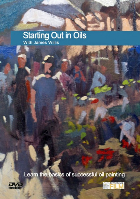 Starting Out In Oils With James Willis