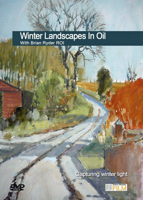 Winter Landscapes In Oil - with Brian Ryder ROI