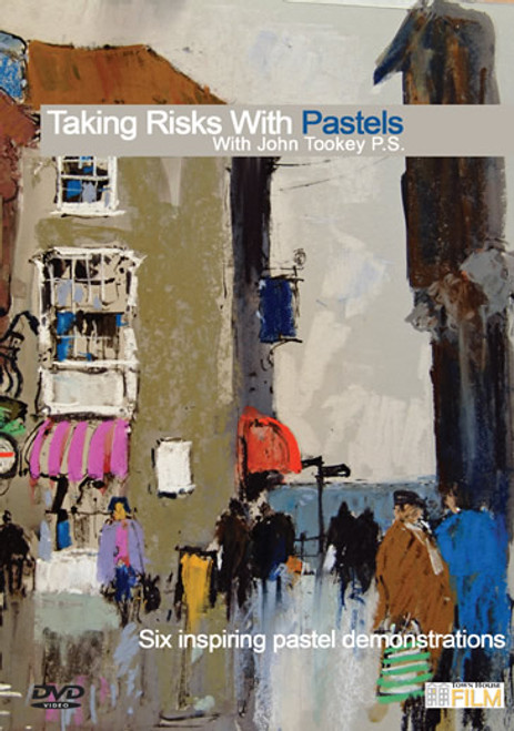 Taking Risks with Pastels - with John Tookey