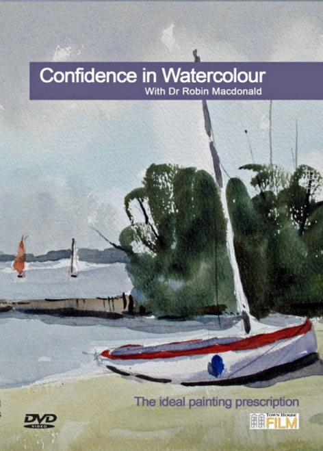 Confidence in Watercolour With Dr Robin Macdonald
