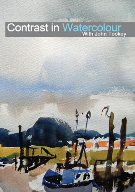 Contrast in Watercolour - with John Tookey