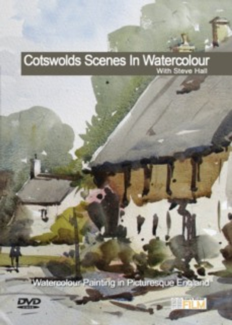Cotswold Scenes in Watercolour With Steve Hall