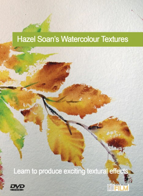 Hazel Soan's Watercolour Textures
