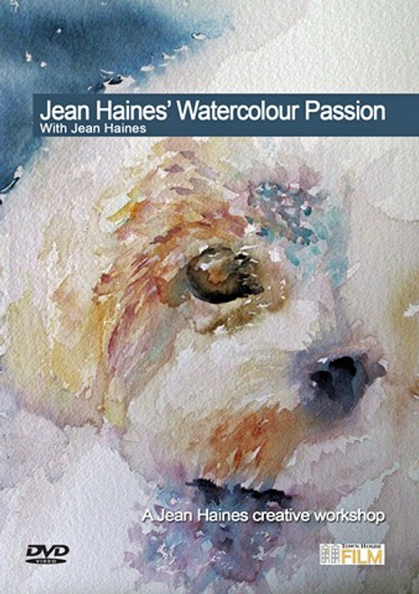 Jean Haines - Watercolour Passion