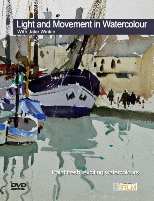 Light And Movement In Watercolour With Jake Winkle