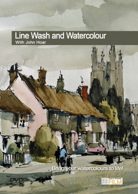 Line, Wash and Watercolour With John Hoar