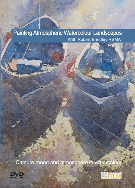 Painting Atmospheric Watercolour Landscapes With Robert Brindley