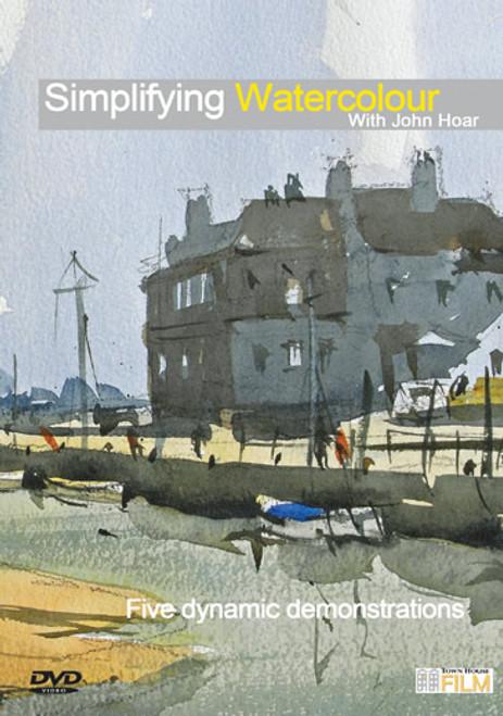 Simplifying Watercolour - with John Hoar