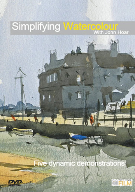 Simplifying Watercolour - with John Hoar