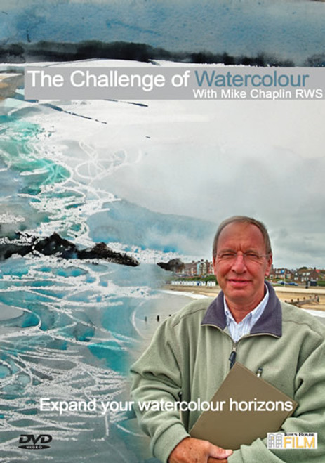 The Challenge of Watercolour - with Mike Chaplin