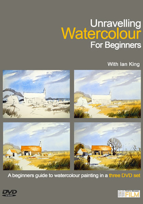 Unravelling Watercolour for Beginners - with Ian King