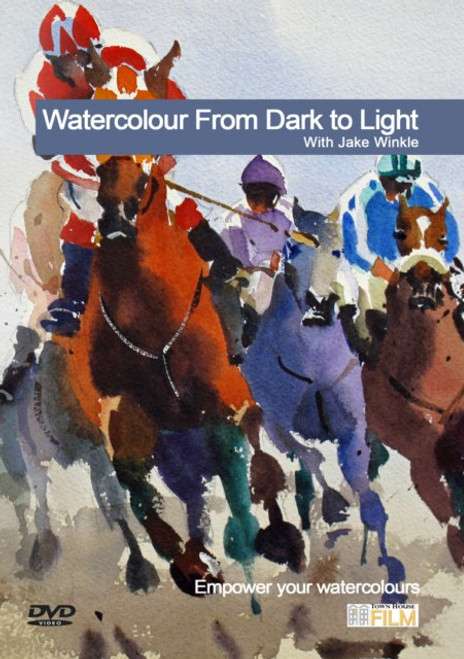 Watercolour From Dark To Light - with Jake Winkle
