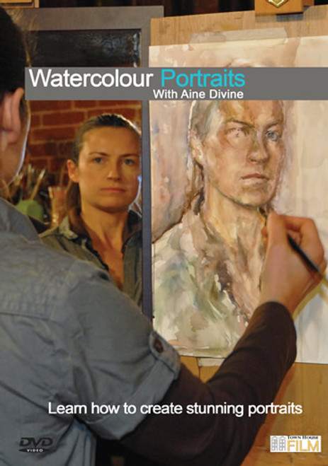 Watercolour Portraits - with Aine Divine
