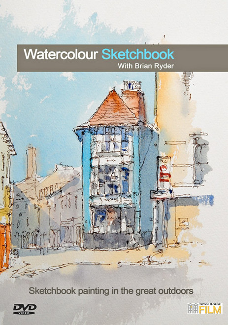 Watercolour Sketchbook - with Brian Ryder