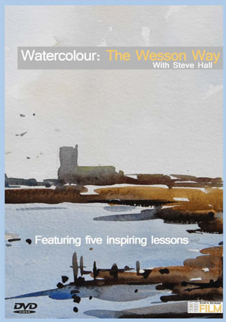 Watercolour the Wesson Way - with Steve Hall