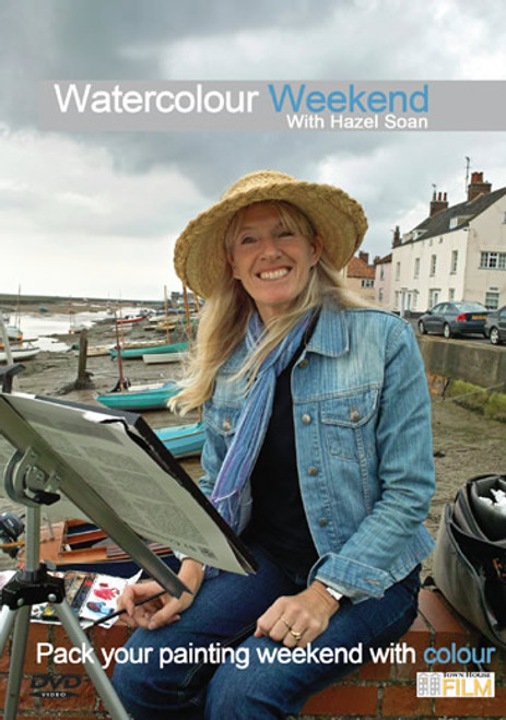 Watercolour Weekend - with Hazel Soan