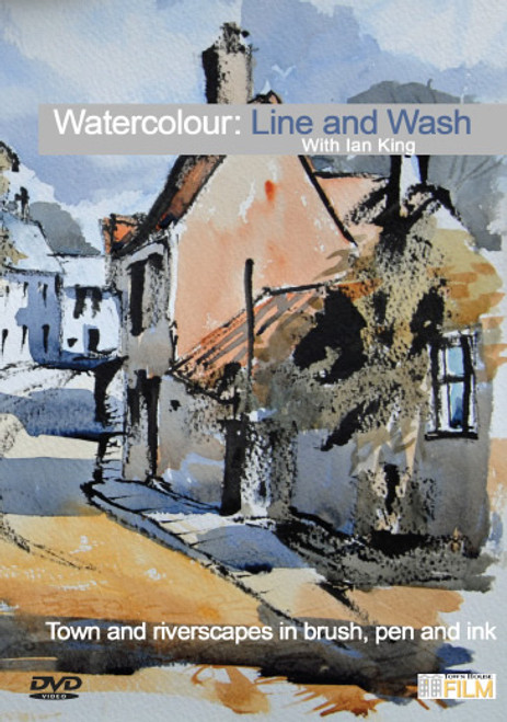 Watercolour: Line and Wash - with Ian King