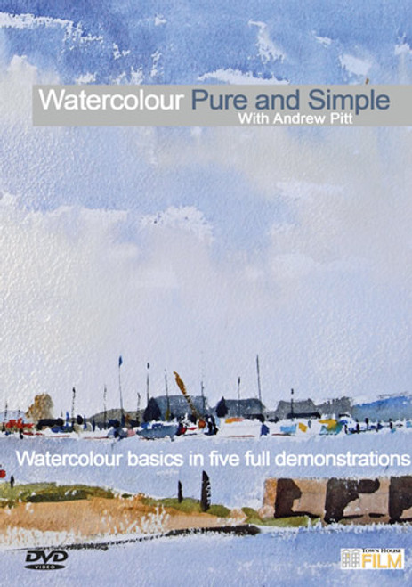 Watercolour: Pure and Simple - with Andrew Pitt