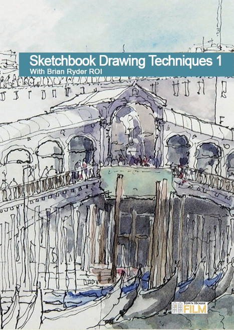 Sketchbook Drawing Techniques