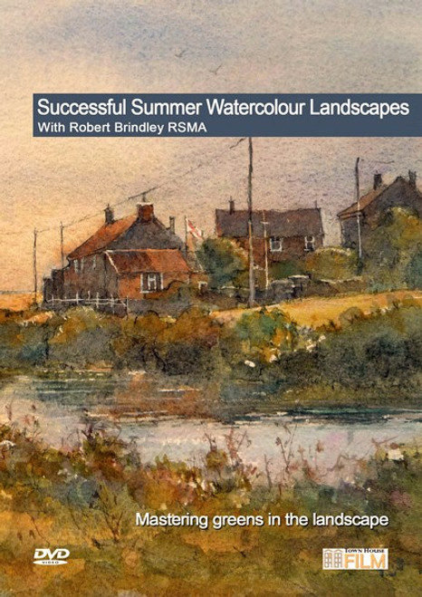 Successful Summer Watercolour Landscapes with Robert Brindley