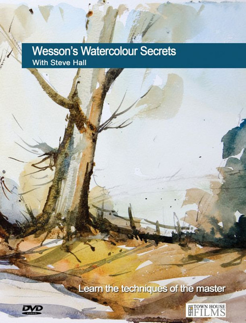 Wesson's Watercolour Secrets With Steve Hall