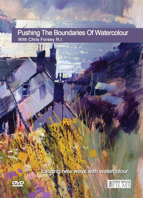 Pushing The Boundaries Of Watercolour With Chris Forsey R.I.