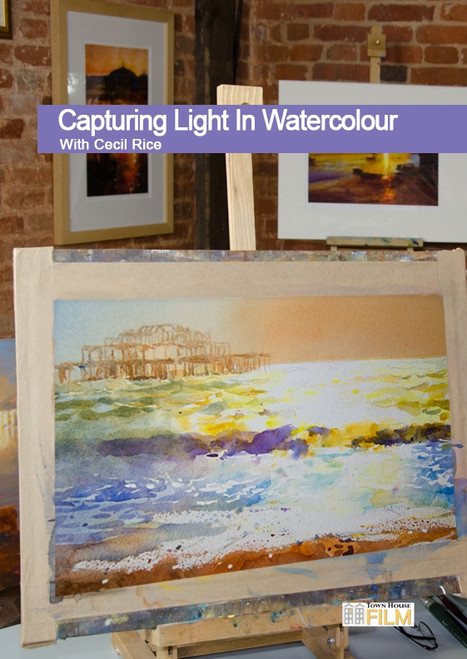 Capturing Light In  Watercolour With Cecil Rice