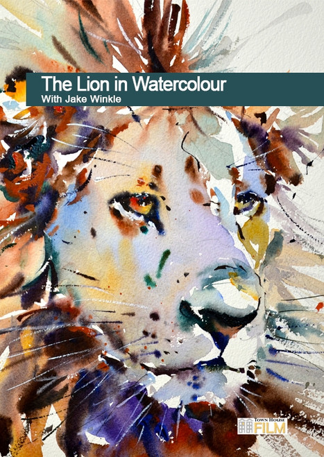 The Lion In Watercolour With Jake Winkle