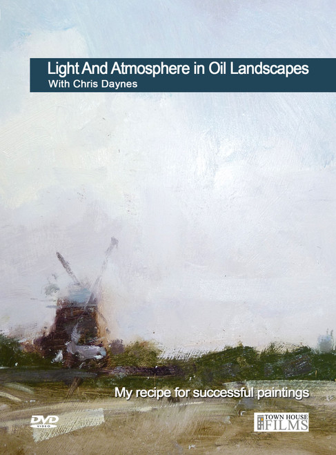 Light And Atmosphere In Oil Landscapes -  With Chris Daynes