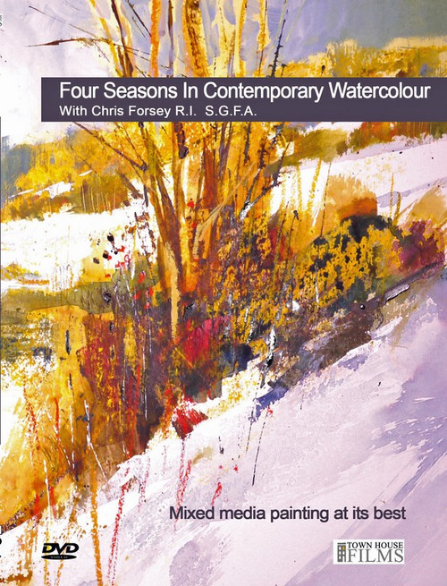Four Seasons In Contemporary Watercolour With Chris Forsey R.I.