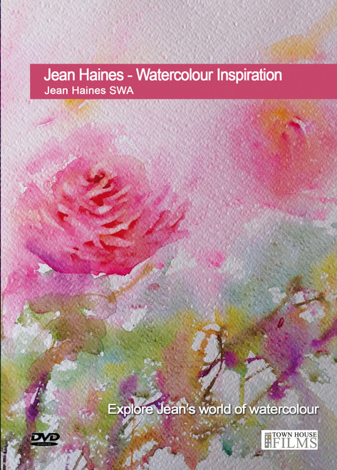 Jean Haines - Watercolour Inspiration