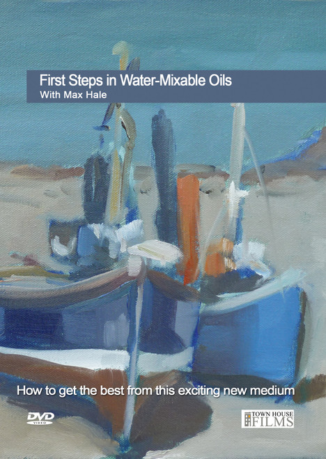 First Steps In Water Mixable Oils With Max Hale