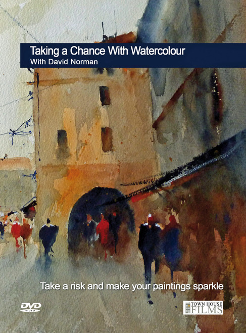 Taking A Chance With Watercolour With David Norman