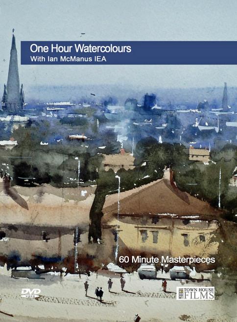 One Hour Watercolours With Ian McManus IEA