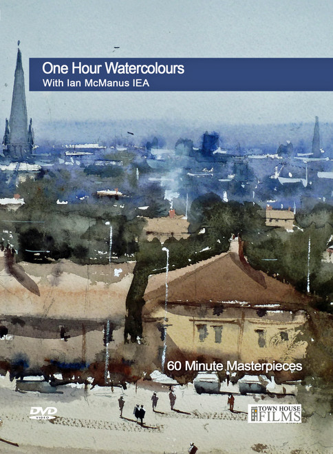 One Hour Watercolours With Ian McManus IEA