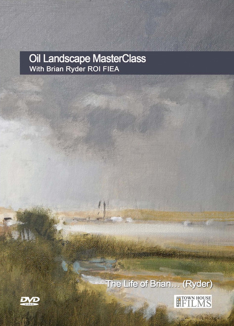 Oil Landscape Masterclass  The Life of Brian....(Ryder)