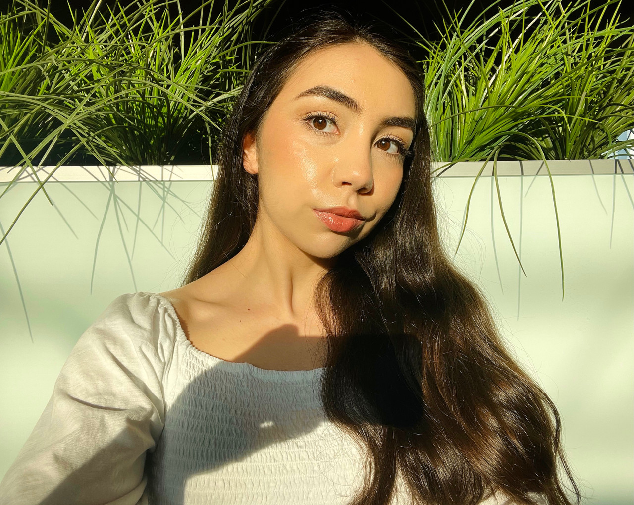 How To Create A 10 Minute Fungal Acne Safe Natural & Glowy Summer Makeup Look Using Blissoma & Alima Pure