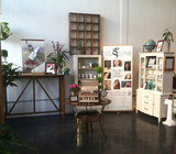 The only true Natural Beauty Boutique in St. Louis is now open with haircare, makeup, skincare and nailcare