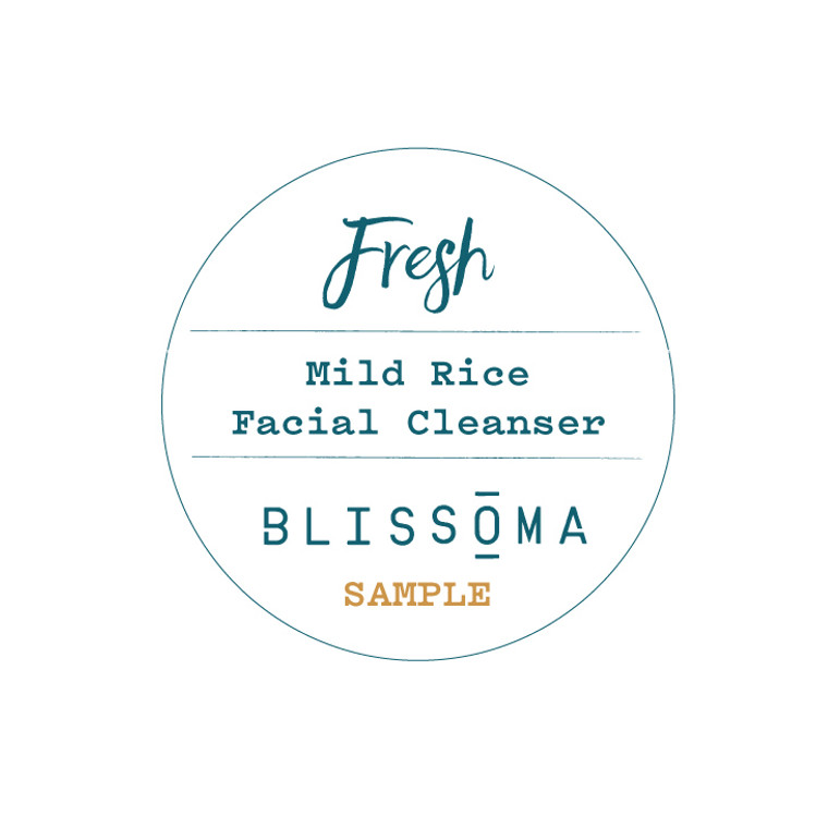 Sample Fresh - Mild Rice Facial Cleanser