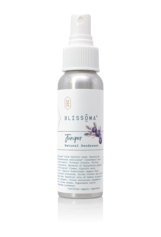 Juniper Natural Deodorant Aromatic Spray
