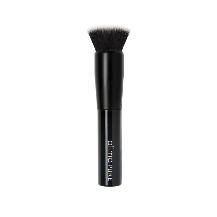 Alima Pure Brush - Flat Top Makeup