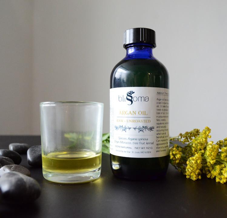 Argan Oil - raw