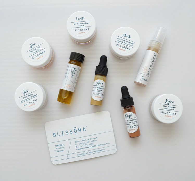 Build Your Own Skincare Sample Set