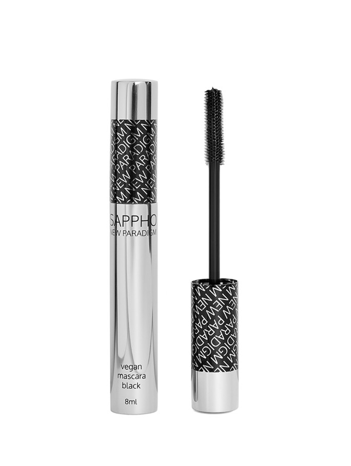 Sappho Vegan Black Mascara