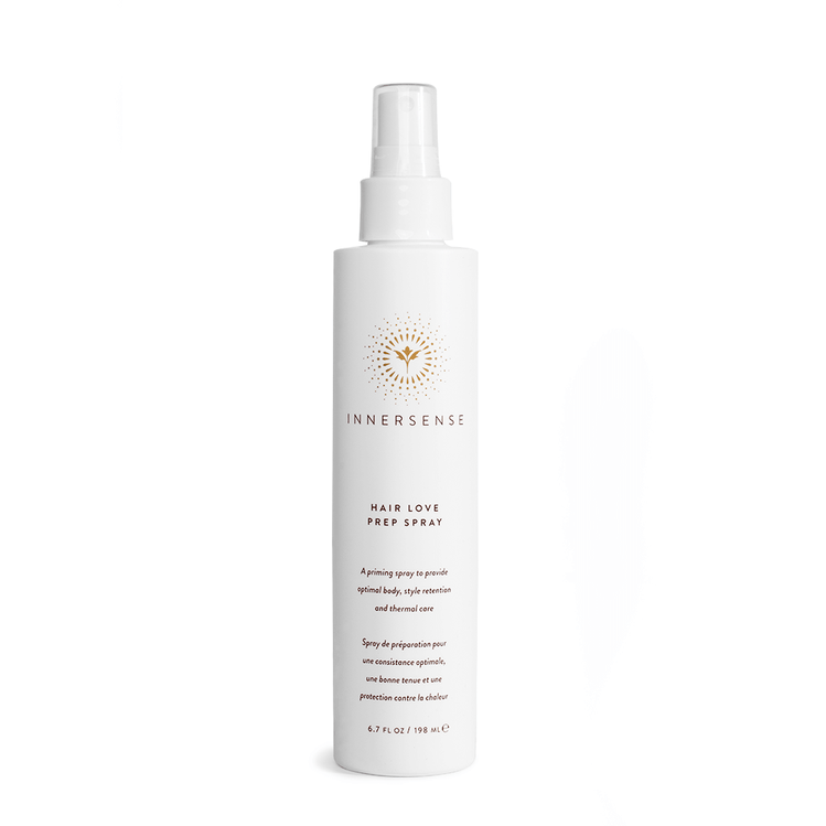 Innersense Hair Love Prep Spray protectant for natural heat styling