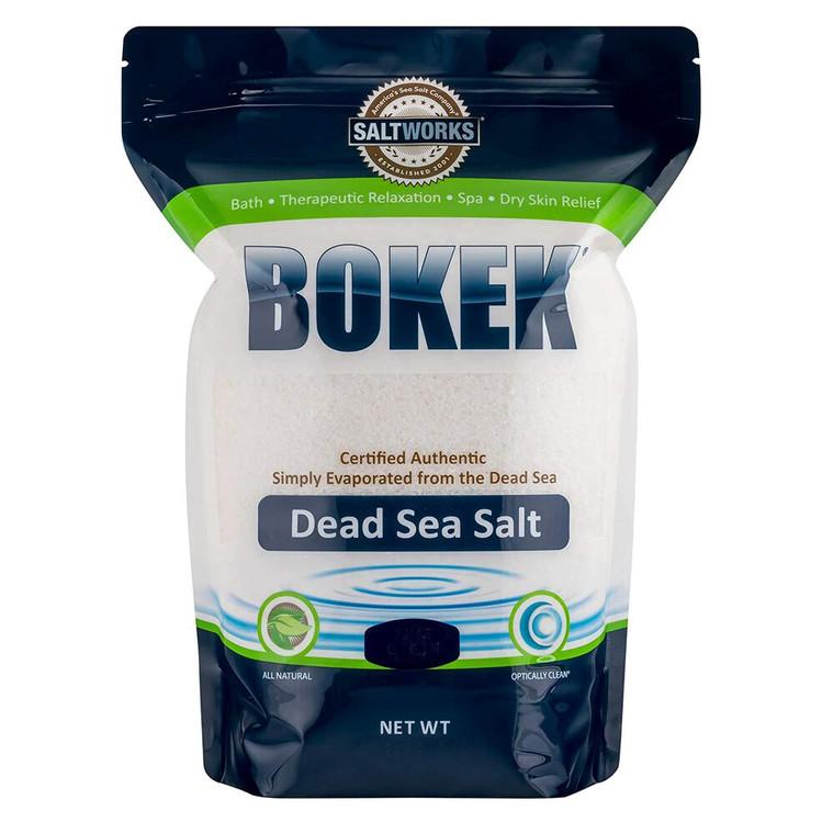 Bokek Dead Sea Salt