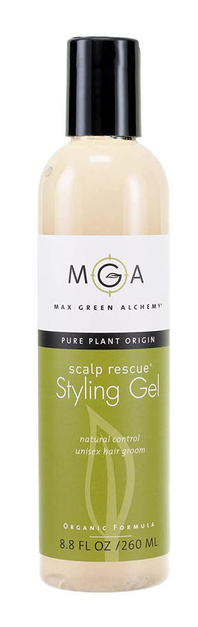 MGA Scalp Rescue Styling Gel